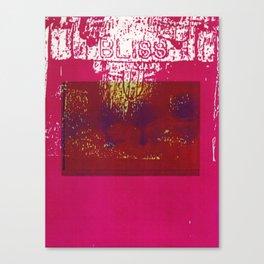 Bliss #3 Canvas Print