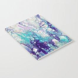 Fantasy (red, blue, purple) Notebook