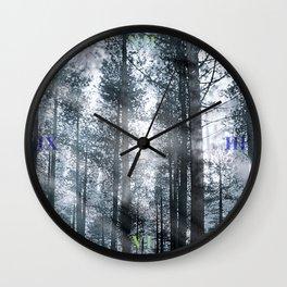 I Talk to the Trees... Wall Clock