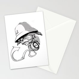 Life, Hip-Hop is! Stationery Cards