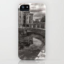 The Castle Moat iPhone Case