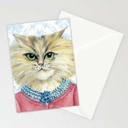 Vernonica Dressed for Luncheon Stationery Cards