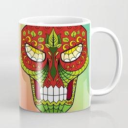 Sugar Skull #12 Coffee Mug