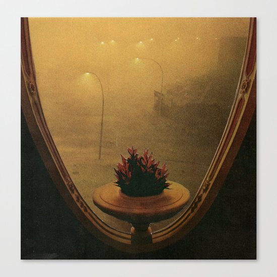 the Room Canvas Print