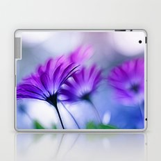 Rainbow Flower Laptop & iPad Skin
