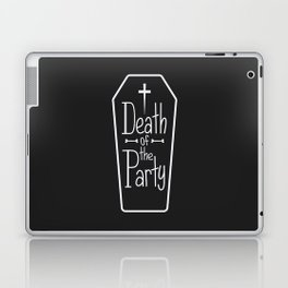 Death of the Party Laptop & iPad Skin