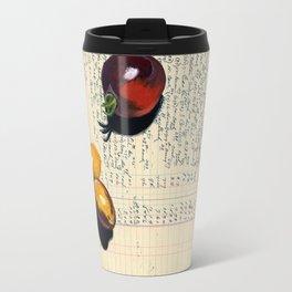 Heirloom Tomatoes in Gouache Travel Mug