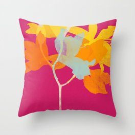 lily 21 Throw Pillow