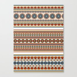 Pattern RB 101 Canvas Print