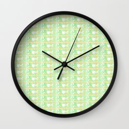 circuit Board vintage electronics Wall Clock