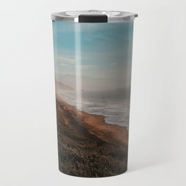 Fort Funston Park in San Francisco, California Travel Mug
