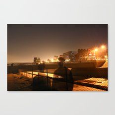The Witches Come Out At 3:15 Canvas Print