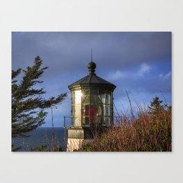 Cape Meares Lighthouse Canvas Print