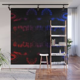 Shadows of the Night Wall Mural