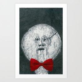 BOCCA DELLA VERITA' Art Print