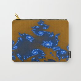 Swimmin' in unfamiliar waters... Carry-All Pouch