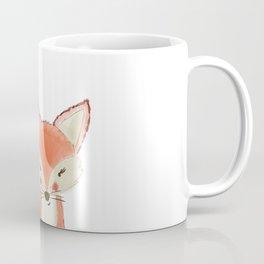 Woodland Cuties || Franny Fox Coffee Mug