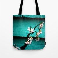 climbing Tote Bags featuring Climbing Levels by Jeffrey J. Irwin