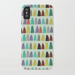 Minami Pattern iPhone Case