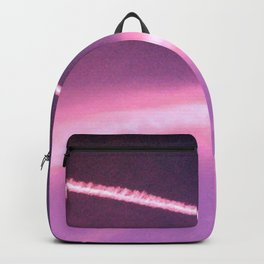 Blotchiness in sky Backpack