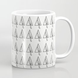 Parrots invasion Coffee Mug
