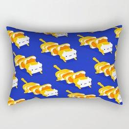 Toast Cat Rectangular Pillow