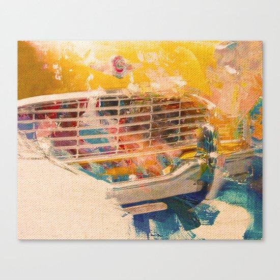 Car Wash 1 Canvas Print