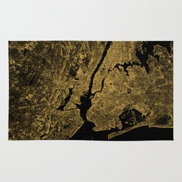 New York City Poster Rug