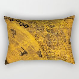 A Day In The Life - a tribute to the fab 4 (5) Rectangular Pillow