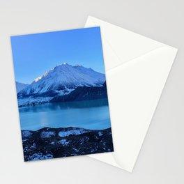 Tasman Glacier Valley Stationery Cards