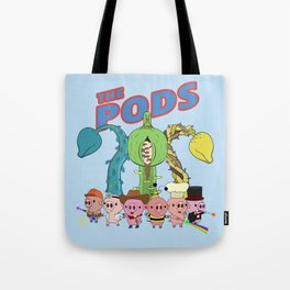 The Pods Tote Bag