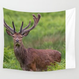 Proud Stag Wall Tapestry