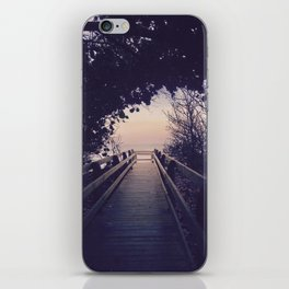 I'd hoped, I'd dreamed, Come back to me iPhone Skin