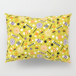 Halloween Candy Pillow Sham
