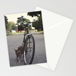 Cat Fancy Stationery Cards