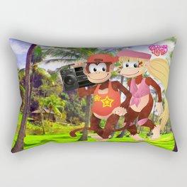 kongquest Rectangular Pillow