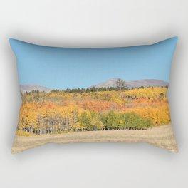 Autumn in Fairplay  Rectangular Pillow
