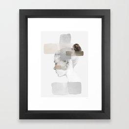 InsideOut II Framed Art Print