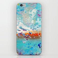 color splash #3 iPhone & iPod Skin