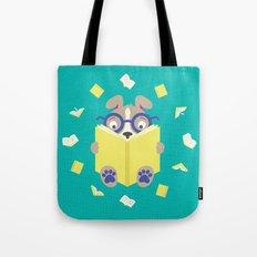 Curiosity Time Tote Bag