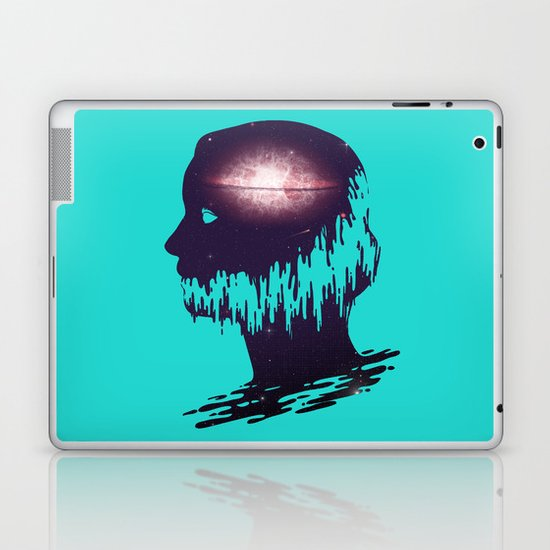The World Forgetting by the World Forgot Laptop & iPad Skin