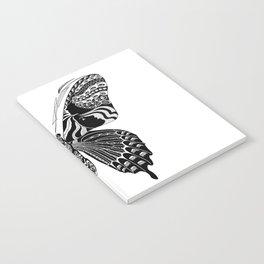 Butterfly Spirit Animal Notebook