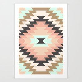 Kilim 1 Art Print