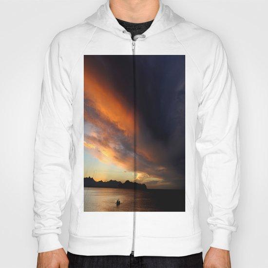 sunset  xxxxx Hoody