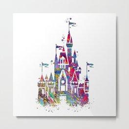Princes Palace - Castle Metal Print
