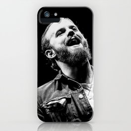 Caleb Followill (Kings of Leon) - I iPhone Case