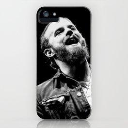 Caleb Followill (Kings of Leon) - I iPhone Case