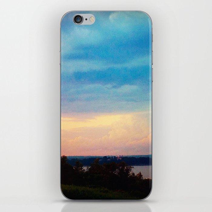 Casco Bay iPhone Skin