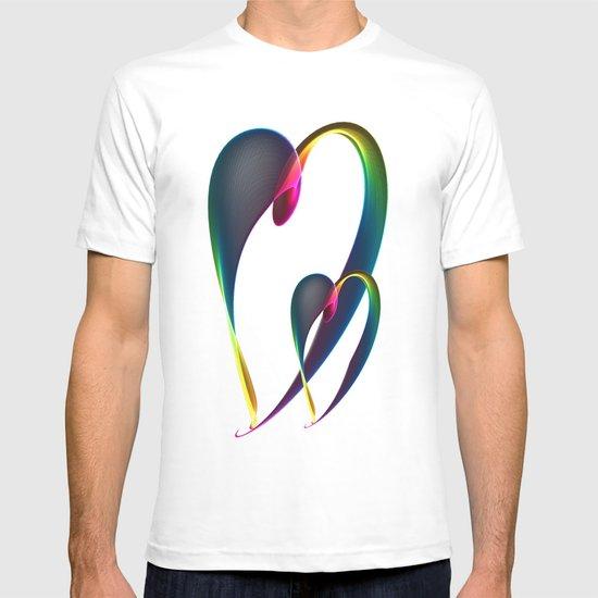 Hearts 5 T-shirt