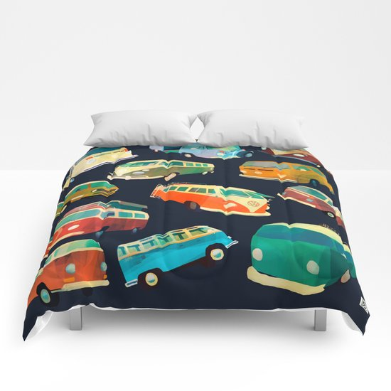 Kombi Heaven Comforters